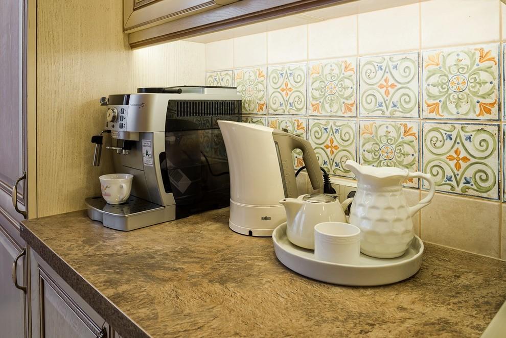 bucatarie in stil provensal - blat de lucru