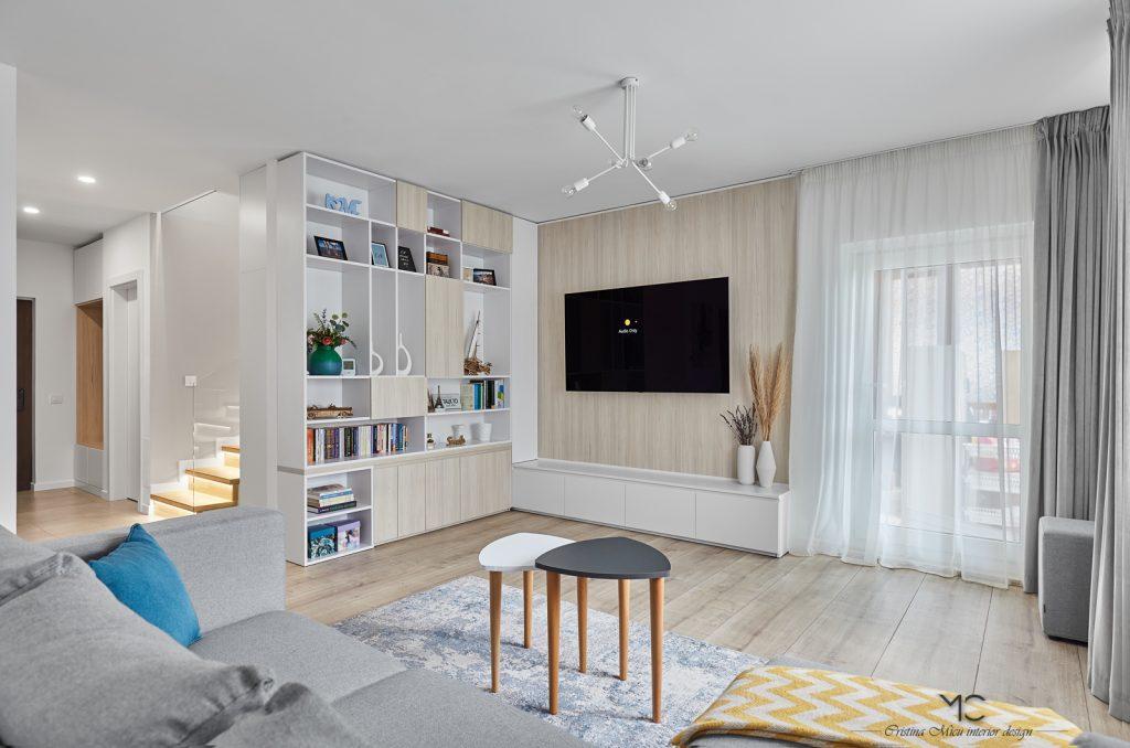 living scandinav modern